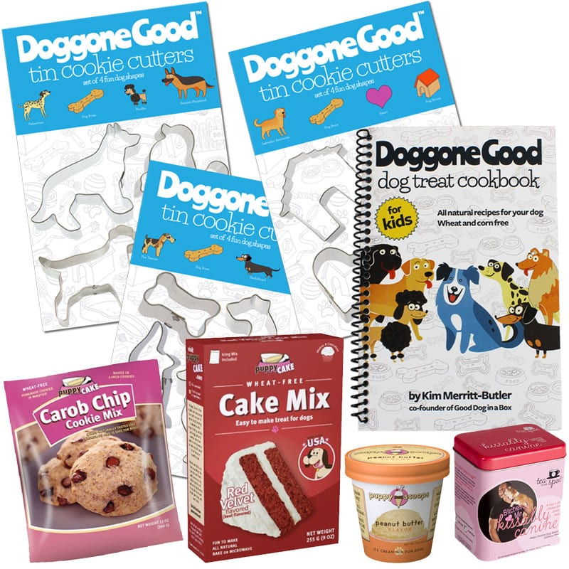 Dog Birthday Party Supplies - Dog Cookie Cutters