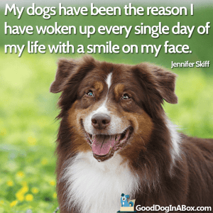 Dog Quotes Jennifer Skiff