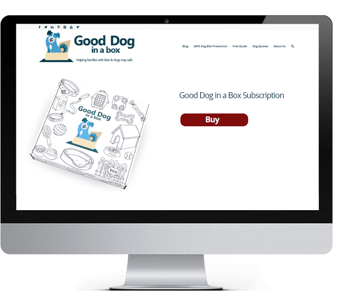 Good Dog Website