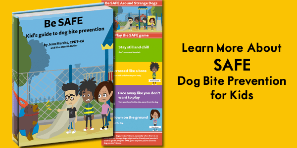 Learn More About SAFE Dog Bite Prevention for Kids