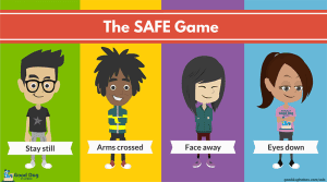 SAFE Kids Game for Dog Bite Prevention