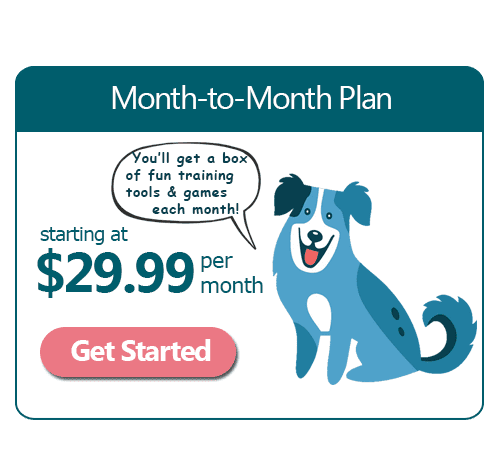 Good Dog Month to Month Subscription