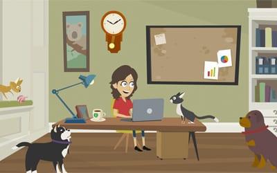 Good Dog Partner Program for Pet Bloggers