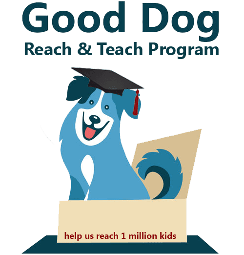 Good Dog Reach & Teach Humane Education Program