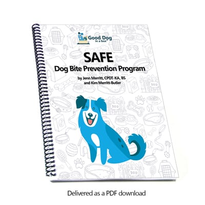 Download SAFE Dog Bite Prevention Program Manual