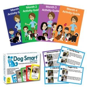 Reward Based Dog Training Curriculum Kits