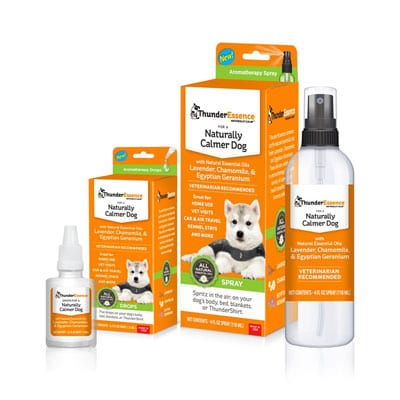 ThunderEssence Essential Oils for Dogs