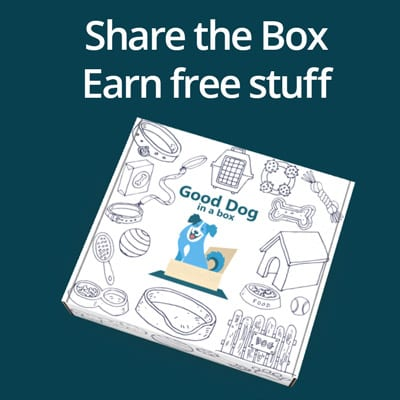 Earn Free Stuff - Share the Box