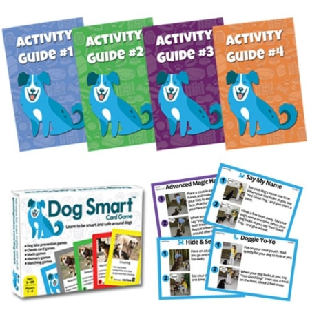 Dog Training Curriculum Pack 1-4