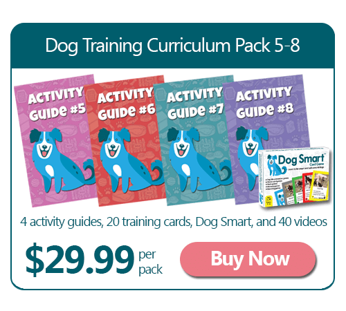 Dog Training Curriculum Pack 5-8