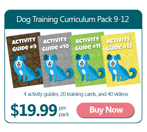 Dog Training Curriculum Pack 9-12