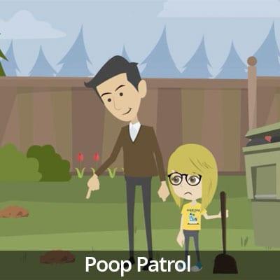 Being a Responsible Pet Owner Video Series: Poop Patrol