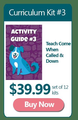 Dog Training Curriculum 3