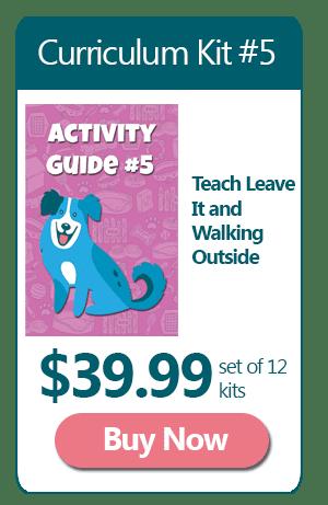 Dog Training Curriculum 5