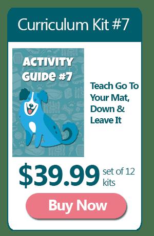 Dog Training Curriculum 7