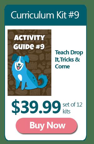 Dog Training Curriculum 9