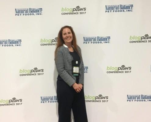 Kim Butler The URL Dr at BlogPaws 2017