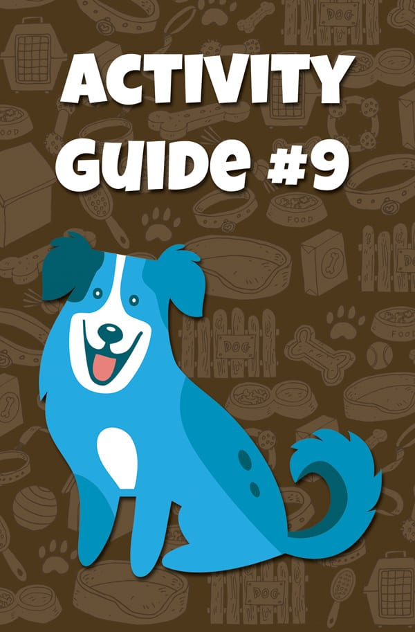 Reward Based Dog Training Curriculum 9
