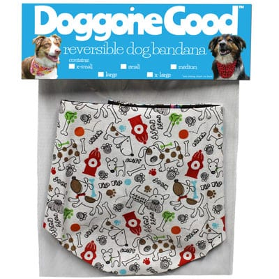 Doggone Good Dog Bandanas