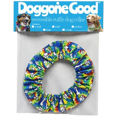 Doggone Good Ruffle Dog Collar