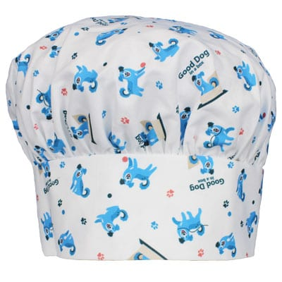 Child's Good Dog Chef's Hat