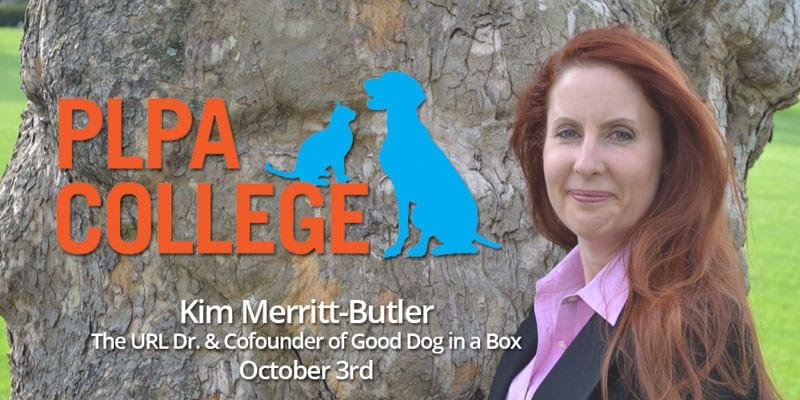 Kim Butler PLPA College