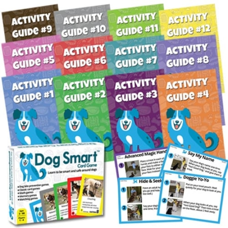 Dog Training Curriculum Pack 1-12