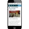 Good Dog Teachable Mobile Screen