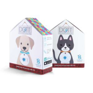 Dott World's Smartest Dog Tag