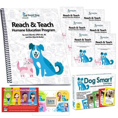 Reach and Teach Humane Education Curriculum