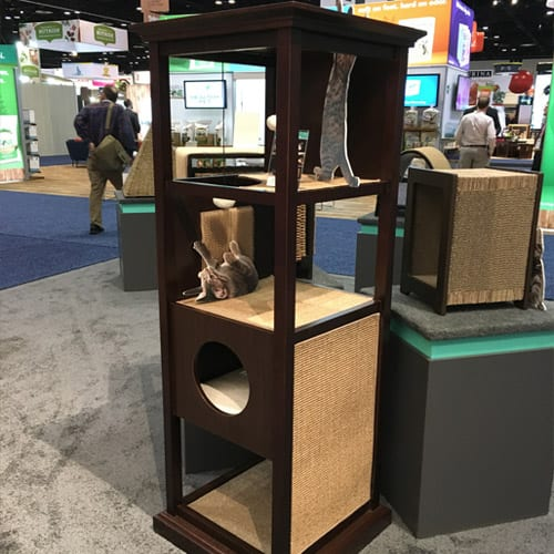 Sauder Cat Tower