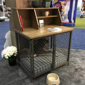 Sauder Dog Pen Desk
