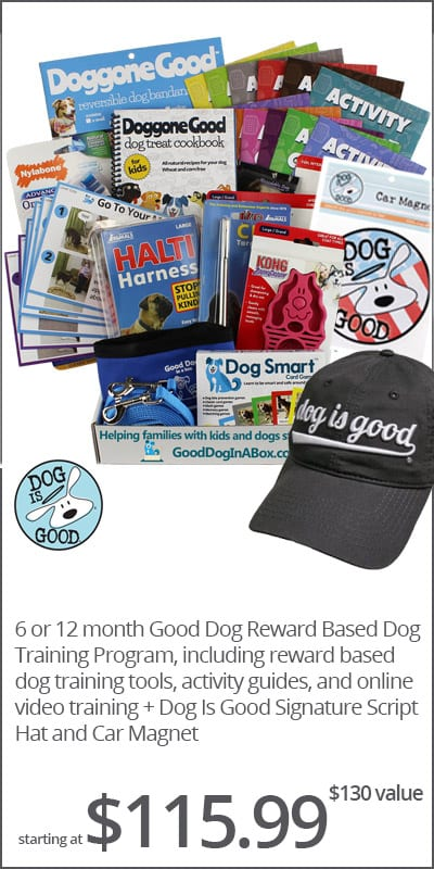 Dog Is Good Training Program Bundle