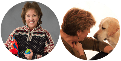 Dr. Rise VanFleet & Cathy Reisfield