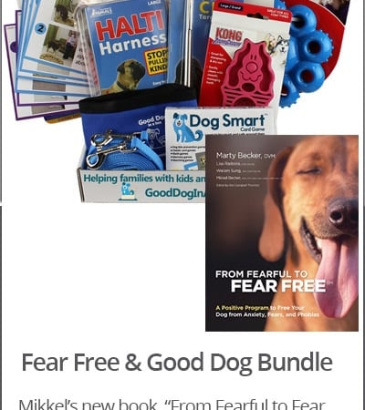 Fear Free Good Dog Training Bundle