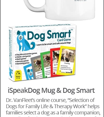 iSpeakDog Mug & Dog Smart