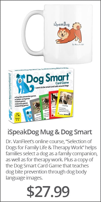iSpeakDog Mug & Dog Smart