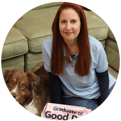 Kim Merritt Butler Good Dog in a Box Cofounder