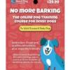 No More Barking Online Dog Training