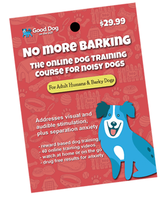 No More Barking Online Dog Training