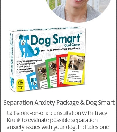 Separation Anxiety Package with Tracy Krulik