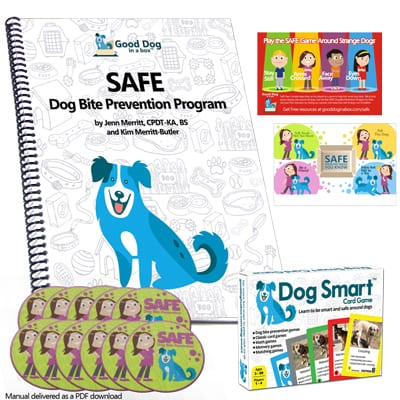 Girl Scout Patch Dog Bite Prevention