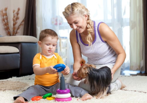 Dog Safety with Babies and Toddlers