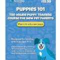 Puppies 101 Puppy Training Course